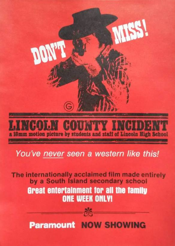 Lincoln County Incident